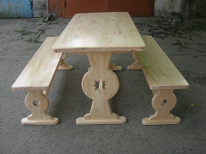 Деревянные изделия из росписью